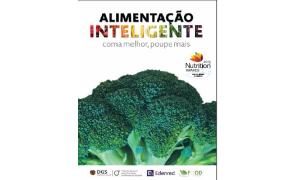 Capa Livro Alimentação Inteligente