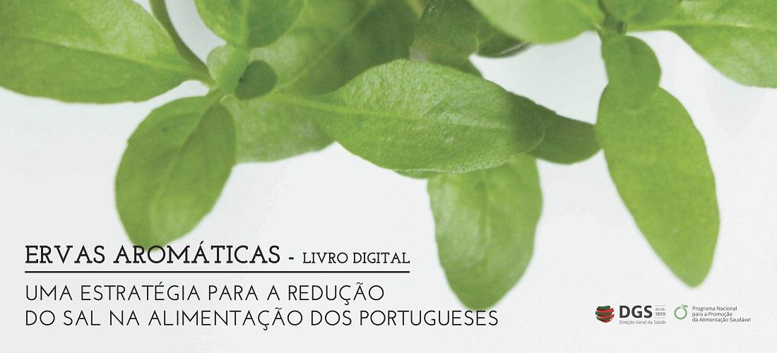 Ervas aromáticas – Uma estratégia para a redução do sal na alimentação dos portugueses