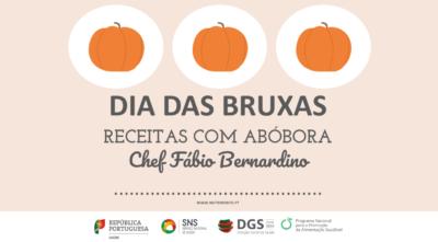 Aproximar a abóbora, um alimento saudável, dos Portugueses 1