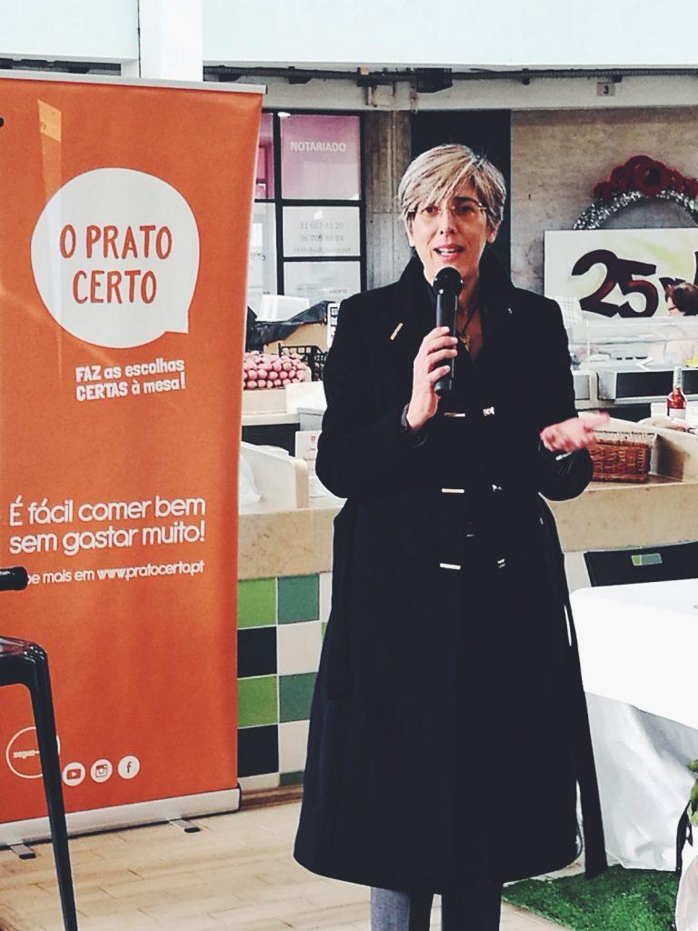 """Apresentação Nacional do Projeto """"O Prato Certo"""" - """"Alimentação saudável, apetitosa e económica"""" 2"""