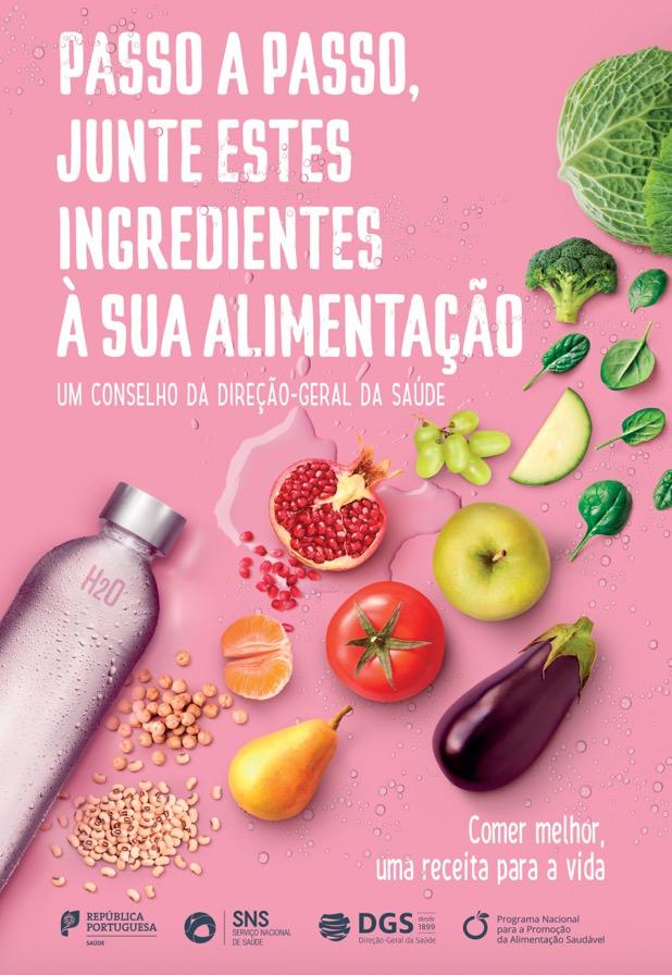 Campanha para a promoção da alimentação saudável 1