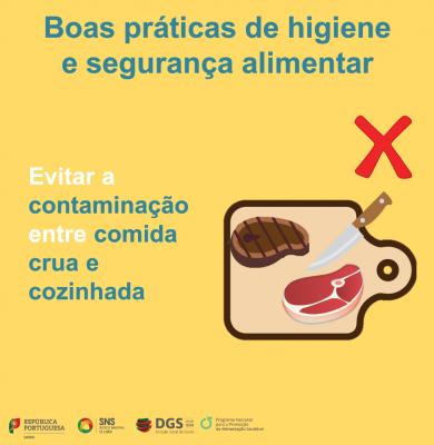 O SARS-CoV-2 (coronavírus) pode ser transmitido através dos alimentos? 3