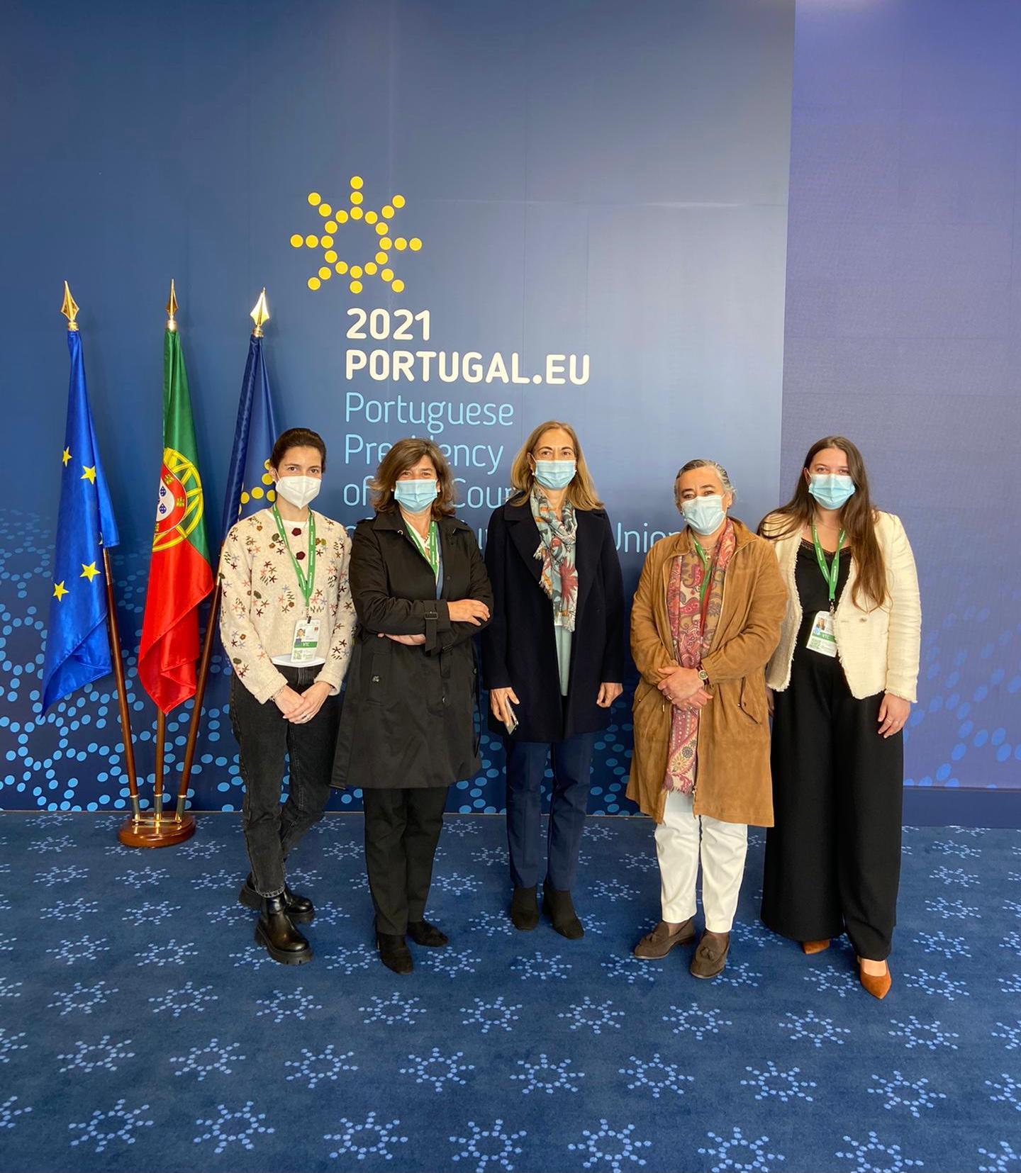 PNPAS presente na primeira reunião do GT dos Géneros Alimentícios da PPUE