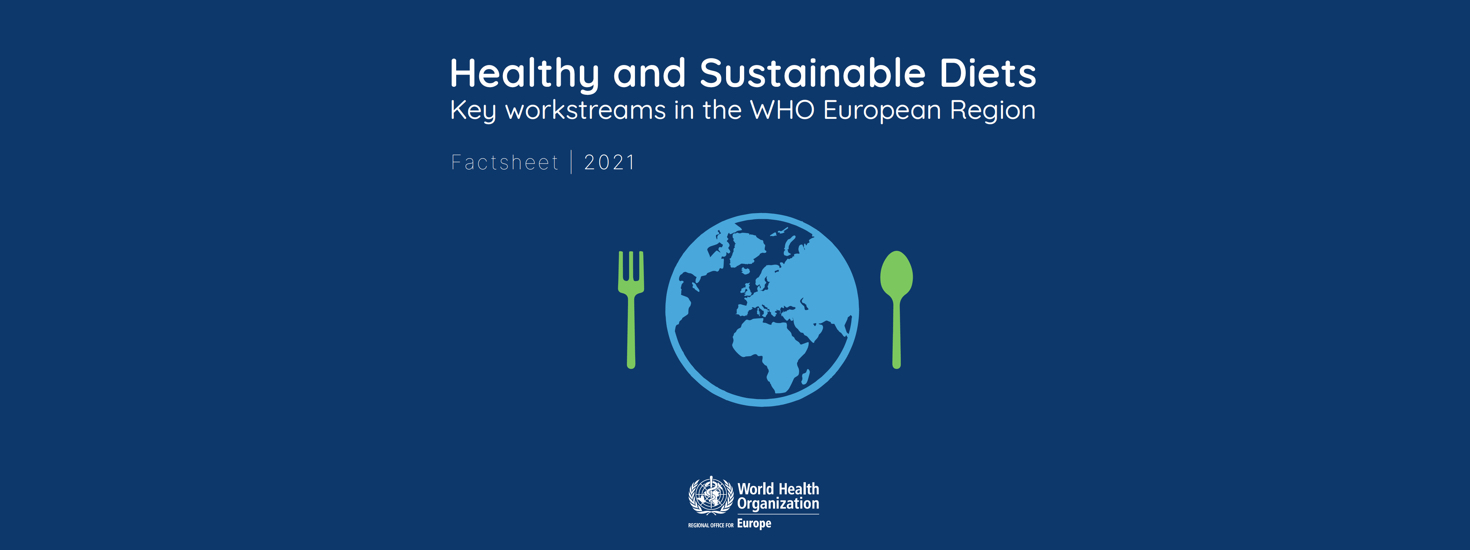 WHO Expert meeting on healthy and sustainable diets