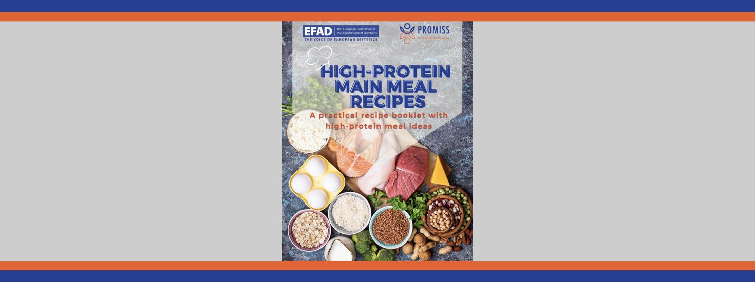 Manual de receitas ricas em proteína |EFAD