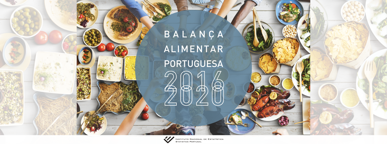 Balança Alimentar Portuguese 2016-2020